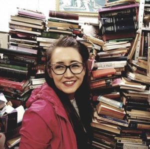 Dr Amy Louise Morgan - profile photo